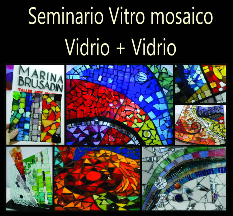 Cursos de Vitrofusion en zona sur - Villa Crespo